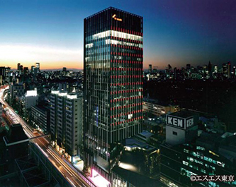 「EX TOWER + EX THEATER ROPPONGI」様